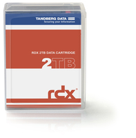 Tandberg RDX 2TB Cartridge (single)