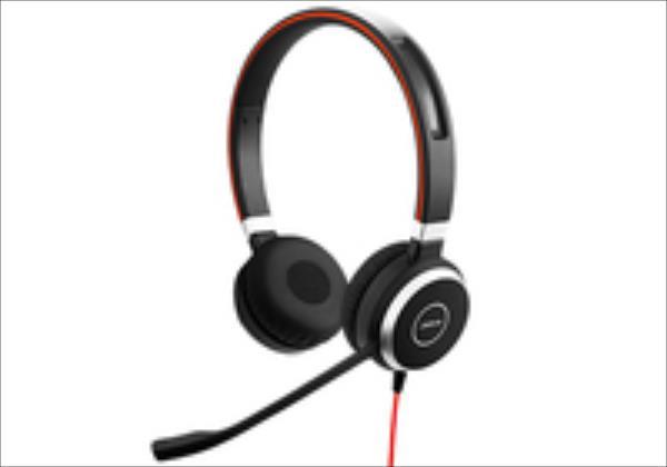 Jabra EVOLVE 40 MS Stereo USB MS austiņas