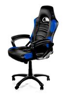 Arozzi Enzo Gaming Chair - blue datorkrēsls, spēļukrēsls