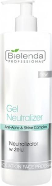 Bielenda Professional Gel Neutralizer 500g kosmētika ķermenim
