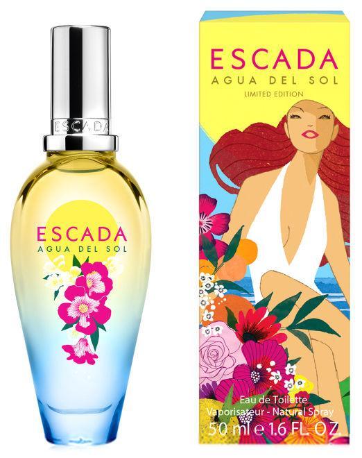 Escada Agua del Sol 50ml Smaržas sievietēm