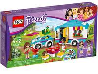 LEGO Friends Summer      Caravan 41034 LEGO konstruktors
