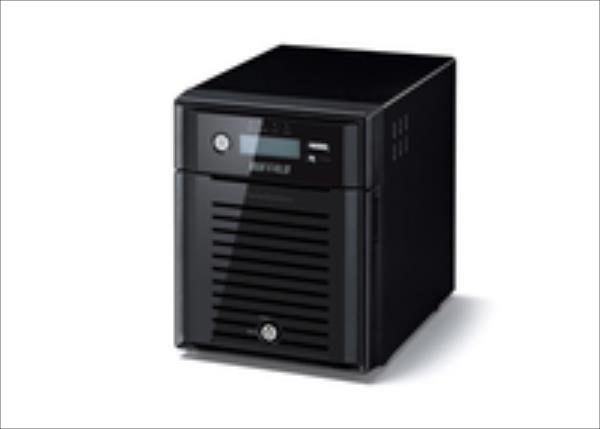 BUFFALO TS 5400 - Windows Storage Server Ārējais cietais disks