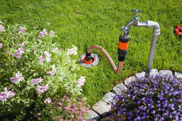 Gardena 2722-20 Dārza laistīšanas iekārtas