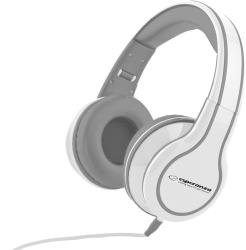 ESPERANZA Audio Stereo Headphones with volume control EH136W | 3m austiņas