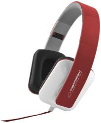 ESPERANZA Audio Stereo Headphones with volume control EH137R  3m austiņas