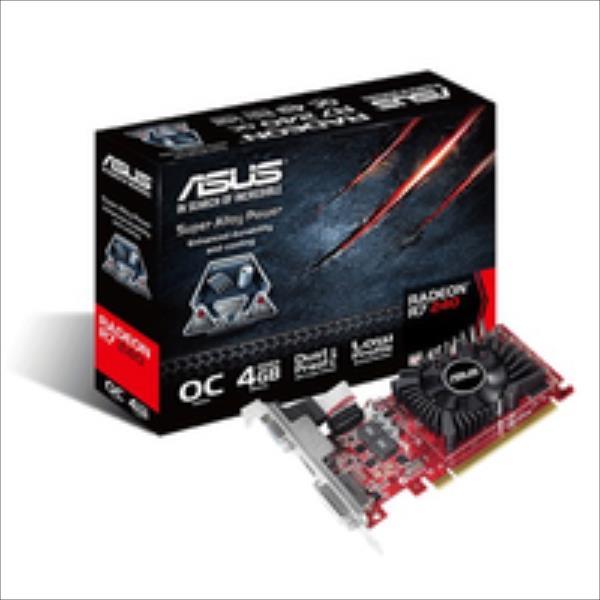 ASUS R7240-OC-4GD3-L      (4GB,DVI,HDMI,Active,LP) video karte