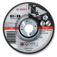 Bosch Cutting disc 3in1 115mm