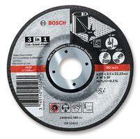 Bosch Cutting disc 3in1 115mm