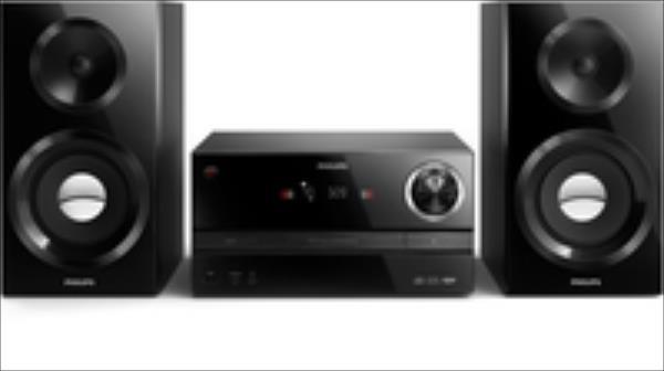 Philips MCM3350 CD, MP3-CD, USB, FM mūzikas centrs