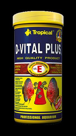 Tropical D-Vital Plus 150ml zivju barība