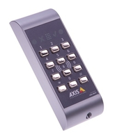 Axis ST 2711-AC, ST2711 A4011-E Reader, touch-free w/ keypad