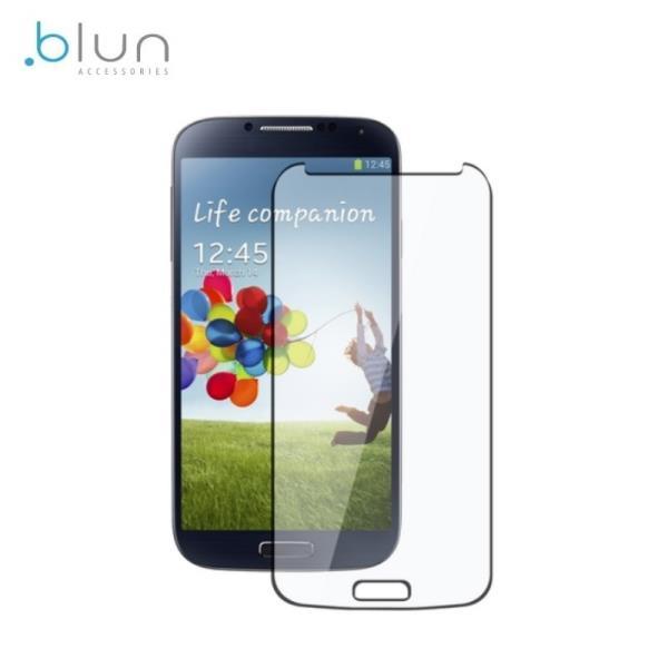 Blun Extreeme Shock 0.33mm / 2.5D Aizsargplēve-stiklss Samsung I9500 I9505 Galaxy S4 (EU Blister) aksesuārs mobilajiem telefoniem