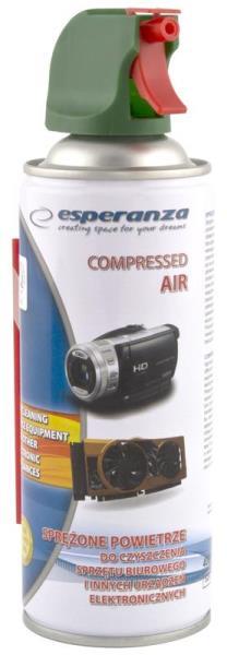 ESPERANZA 400ml Compressed Air Pistol Spray ES120 tīrīšanas līdzeklis