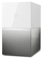 WD My Cloud Home Duo 4TB NAS