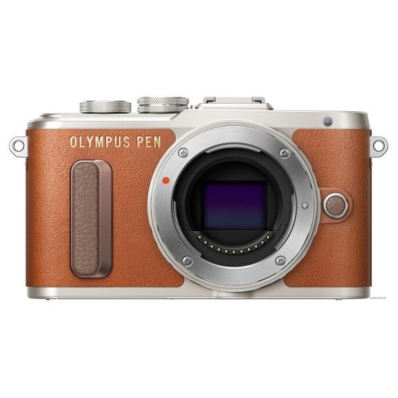 E-PL8 Body Brown V205080NE00 Digitālā kamera