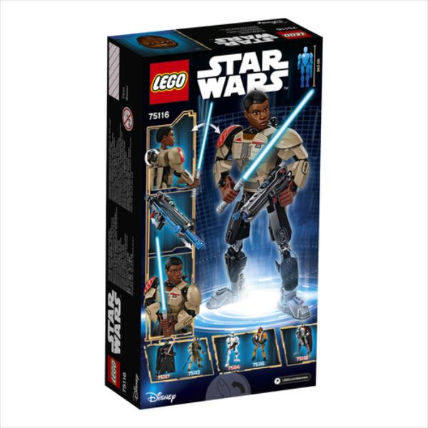 Lego Star Wars Finn 75116 LEGO konstruktors