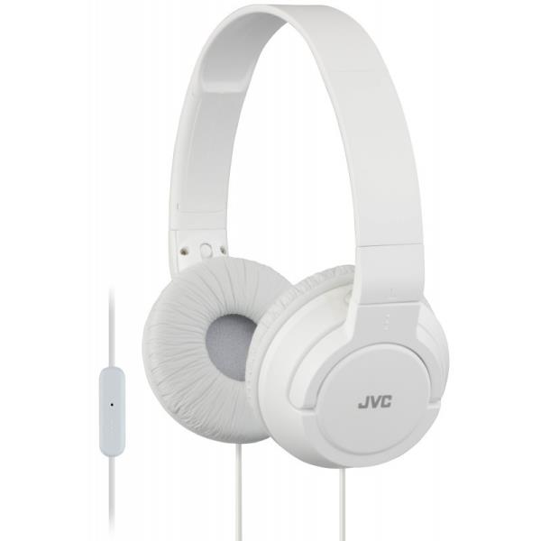 JVC HA-SR185 white austiņas