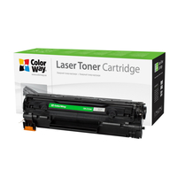 ColorWay Econom toner cartridge for Canon:725, HP CE285A kārtridžs