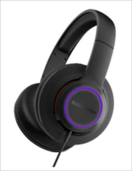SteelSeries Siberia 150 Gaming Headset - black