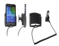 Uchwyt Brodit BRODIT active holder for Samsung Galaxy Xcover 3 with cig-plug cable - 512736 Mobilo telefonu turētāji