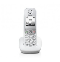Gigaset A415    White telefons