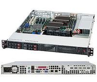 Obudowa CSE-111LT-330CB rack 1U R330W serveris