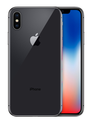 IPhone X 64GB Space Grey Mobilais Telefons