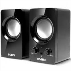 Speakers SVEN 354, black (USB) datoru skaļruņi