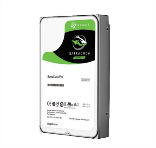Seagate BarraCuda Pro 3.5'' 6TB SATA3 7200RPM 128MB cietais disks