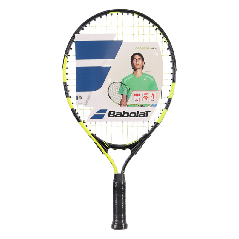 Nadal JR 19 black 139932 badmintona rakete