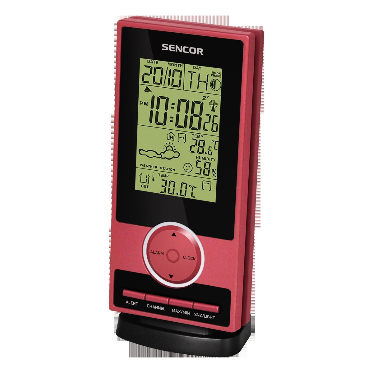 Weather Station Sencor SWS 30 R barometrs, termometrs