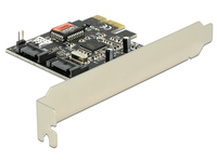 Delock PCI Express Card > 2 x internal SATA 3 Gb/s + Raid karte