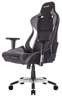 AKRACING ProX Gaming Chair - grau datorkrēsls, spēļukrēsls