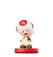 Nintendo amiibo SuperMario Toad spēle