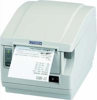 Citizen CT-S651, White, Excl Interface 203dpi, Cutter 8-CTS651SNNEWH uzlīmju printeris