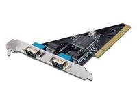 Digitus Serial interface card, PCI karte