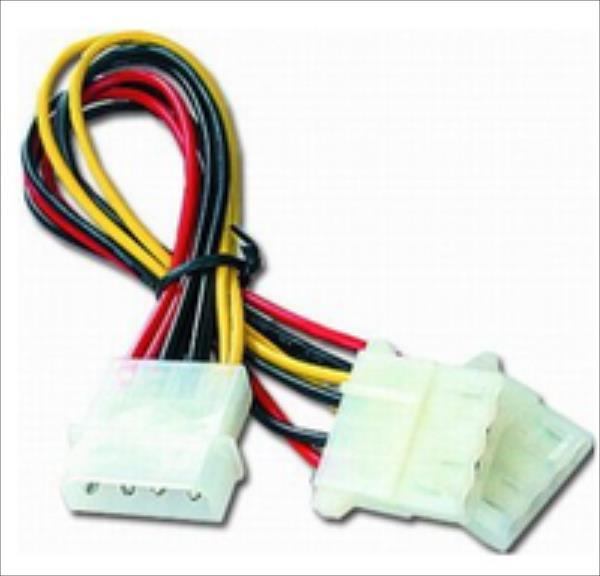 Gembird Internal power splitter cable 2x5 1/4'' connectors kabelis datoram