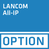LANCOM All-IP Option programmatūra