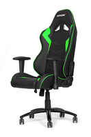 AKRACING Octane Gaming Chair - green datorkrēsls, spēļukrēsls