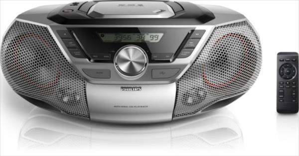 Philips CD magnetola AZ783/12 magnetola