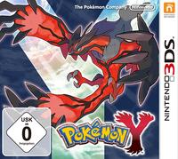 Nintendo 3DS Pokemon Y spēle