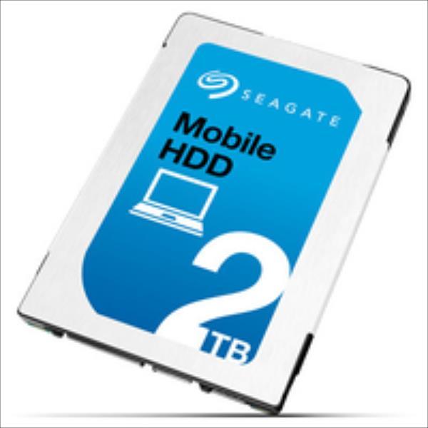 Seagate Mobile HDD 2.5'' 2TB SATA3 5400RPM 128MB cache cietais disks