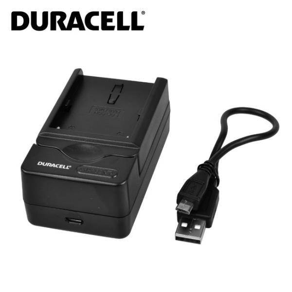 Duracell Analogs Sony USB lādētājs priekš NP-F330 NP-F550 NP-F750 NP-F960 NP-F970 Akumul tora Baterija
