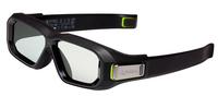 NVIDIA GeForce 3D Vision 2, Black mini USB B