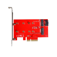 i-tec Adapter PCI-E SAT A 2x M.2 Card PCI-E/SAT karte
