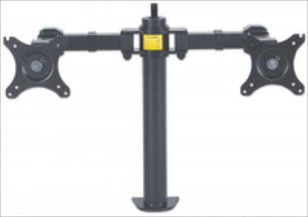 Manhattan LCD Monitor Mount with Double-Link Swing Arms
