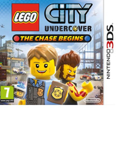 LEGO City Undercover: The Chase Begins Selects (3DS) spēle