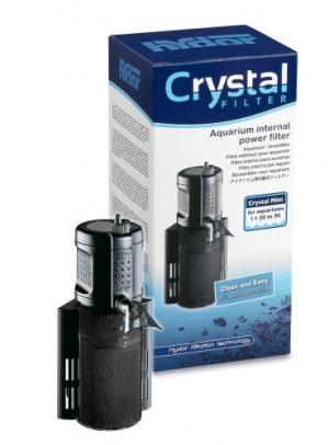 Hydor FILTR CRYSTAL K10 DUO MINI EU akvārija filtrs