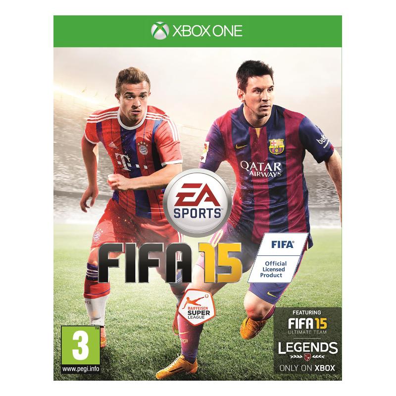 Microsoft XOne FIFA 15